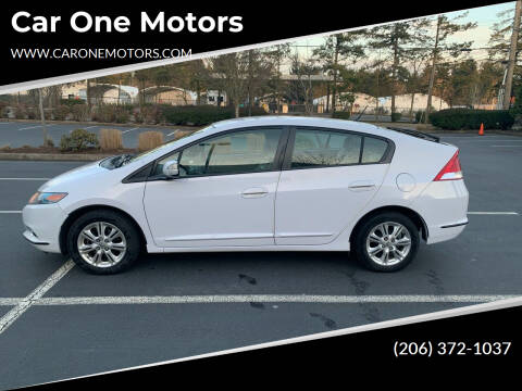 2010 Honda Insight for sale at Car One Motors in Seattle WA