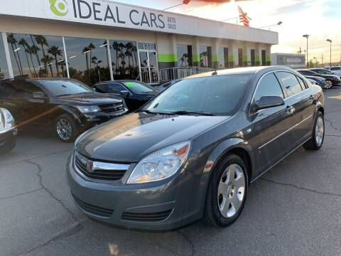 2007 Saturn Aura for sale at Ideal Cars East Main in Mesa AZ