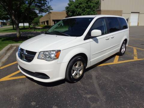 2011 Dodge Grand Caravan for sale at A & R Auto Sale in Sterling Heights MI