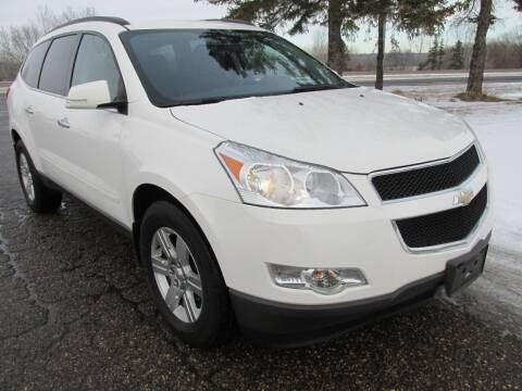 2011 Chevrolet Traverse for sale at Buy-Rite Auto Sales in Shakopee MN
