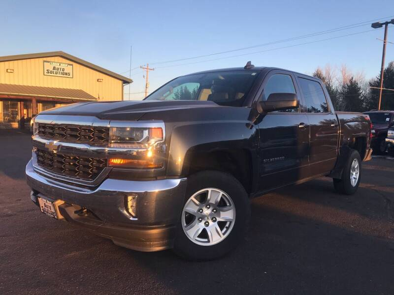 2018 Chevrolet Silverado 1500 for sale at Lakes Area Auto Solutions in Baxter MN