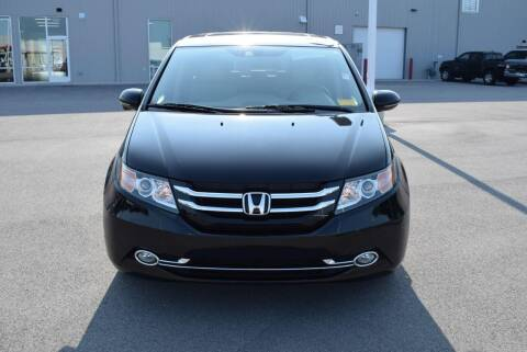 2016 Honda Odyssey for sale at Cj king of car loans/JJ's Best Auto Sales in Troy MI