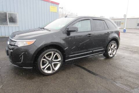 2011 Ford Edge for sale at Clearwater Motor Car in Jamestown NY