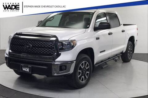 2021 Toyota Tundra for sale at Stephen Wade Pre-Owned Supercenter in Saint George UT