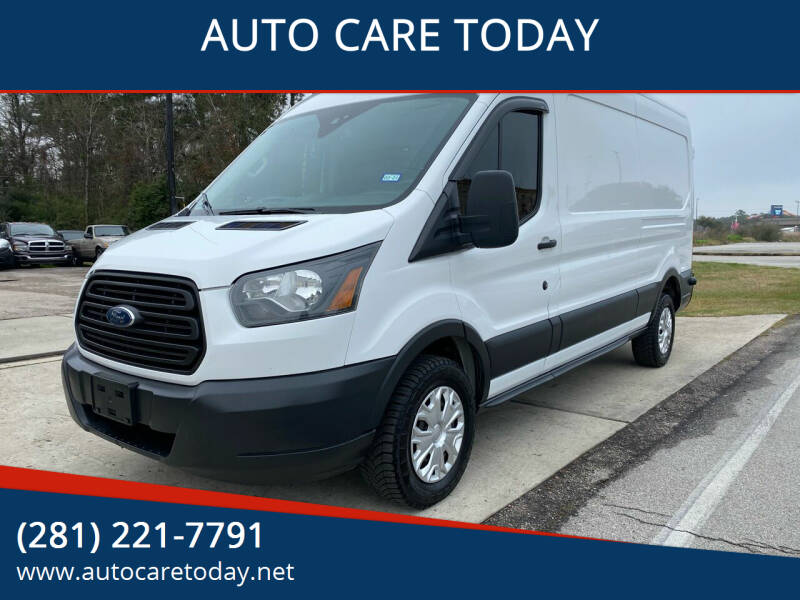 2016 Ford Transit Cargo for sale at AUTO CARE TODAY in Spring TX