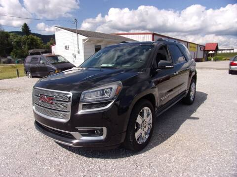 2015 GMC Acadia for sale at RAY'S AUTO SALES INC in Jacksboro TN
