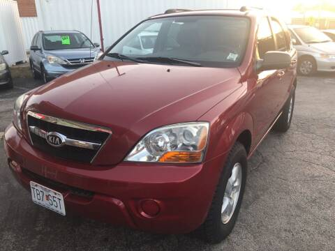 2009 Kia Sorento for sale at Best Deal Motors in Saint Charles MO