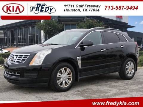 2014 Cadillac SRX for sale at FREDY KIA USED CARS in Houston TX