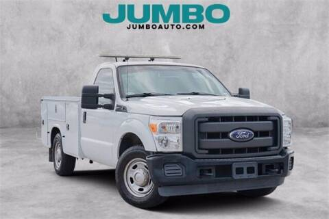 2015 Ford F-250 Super Duty for sale at Jumbo Auto & Truck Plaza in Hollywood FL