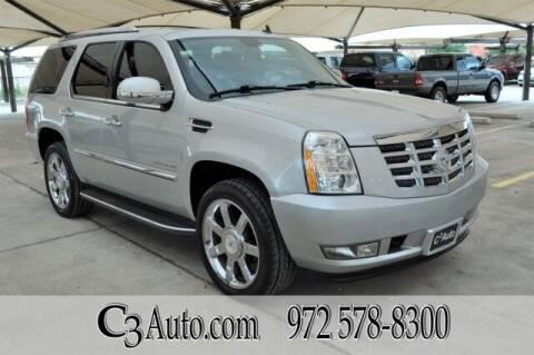 2011 Cadillac Escalade for sale at C3Auto.com in Plano TX