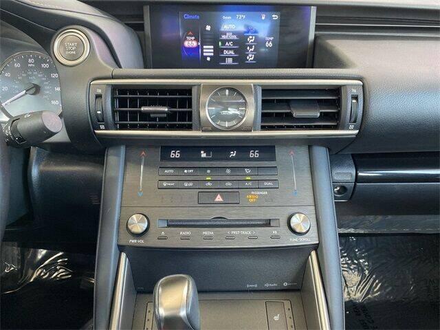 2019 Lexus IS 300 AWD 4dr Sedan - Roswell GA