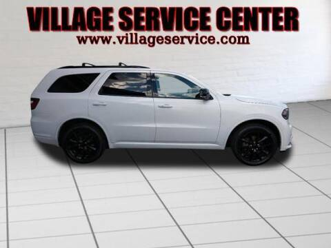 2017 Dodge Durango for sale at VILLAGE SERVICE CENTER in Penns Creek PA