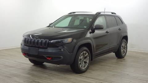 2020 Jeep Cherokee for sale at TRAVERS GMT AUTO SALES - Traver GMT Auto Sales West in O Fallon MO
