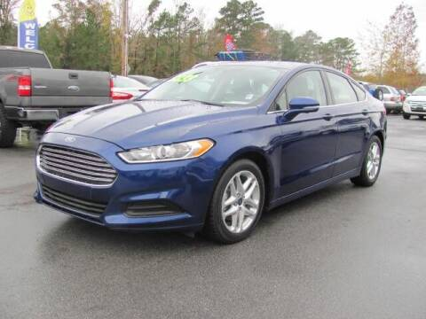 2015 Ford Fusion for sale at Pure 1 Auto in New Bern NC