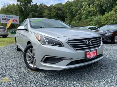 2017 Hyundai Sonata for sale at A&M Auto Sales in Edgewood MD