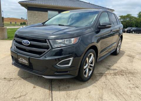2015 Ford Edge for sale at Auto House of Bloomington in Bloomington IL