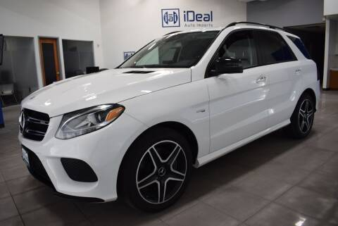 2018 Mercedes-Benz GLE for sale at iDeal Auto Imports in Eden Prairie MN