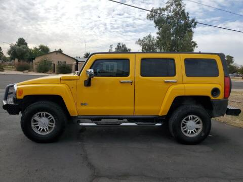 2006 HUMMER H3 for sale at DORAMO AUTO RESALE in Glendale AZ