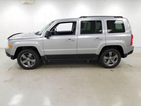 2015 Jeep Patriot for sale at Kerns Ford Lincoln in Celina OH