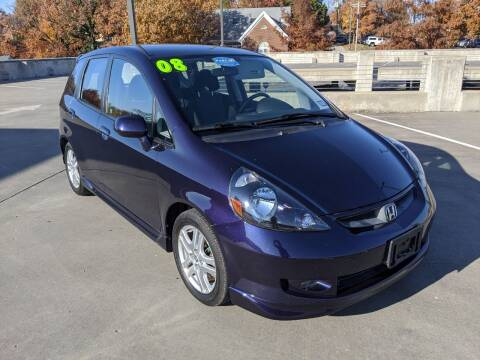 2008 Honda Fit for sale at QC Motors in Fayetteville AR