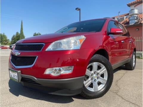 2012 Chevrolet Traverse for sale at MADERA CAR CONNECTION in Madera CA