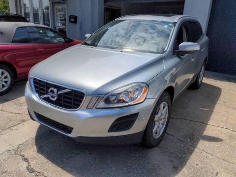 2012 Volvo XC60 for sale at ROBINSON AUTO BROKERS in Dallas NC
