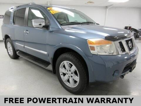 2012 Nissan Armada for sale at Sports & Luxury Auto in Blue Springs MO