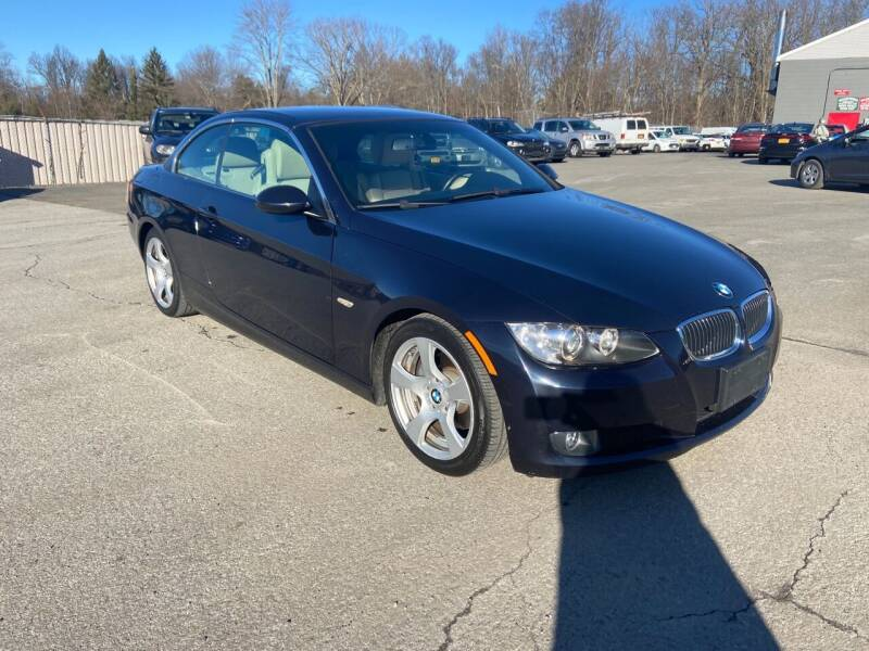 2008 BMW 3 Series for sale at BEACH AUTO GROUP INC in Fishkill NY