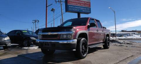 2007 Chevrolet Colorado for sale at Nationwide Auto Group in Melrose Park IL