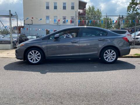 2012 Honda Civic for sale at G1 Auto Sales in Paterson NJ