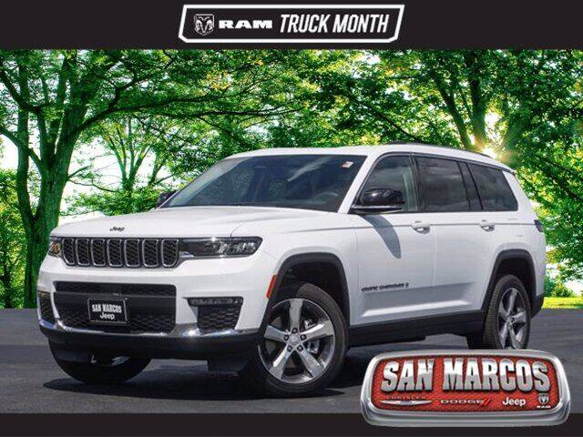 2021 Jeep Grand Cherokee L for sale in San Marcos, TX