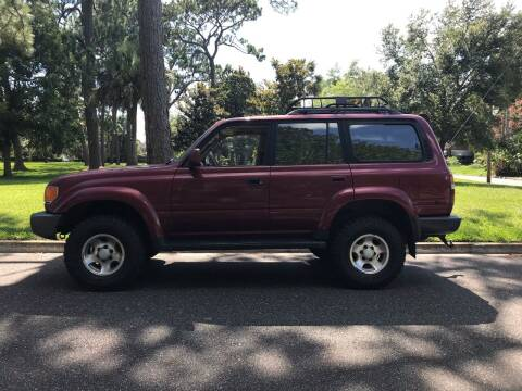 1996 Toyota Land Cruiser for sale at Import Auto Brokers Inc in Jacksonville FL