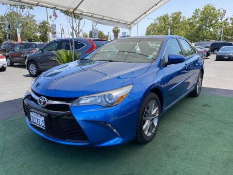 2017 Toyota Camry for sale at San Jose Auto Outlet in San Jose CA