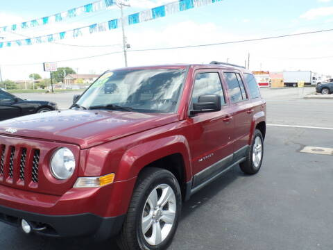 2011 Jeep Patriot for sale at DeLong Auto Group in Tipton IN