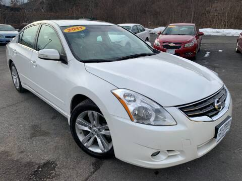 2011 Nissan Altima for sale at Bob Karl's Sales & Service in Troy NY