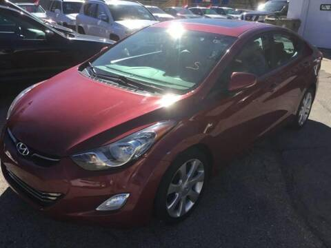 2012 Hyundai Elantra for sale at Steve's Auto Sales in Madison WI