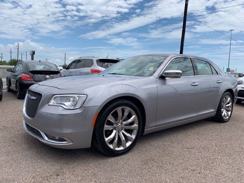 2017 Chrysler 300 for sale at Primetime Auto in Corpus Christi TX