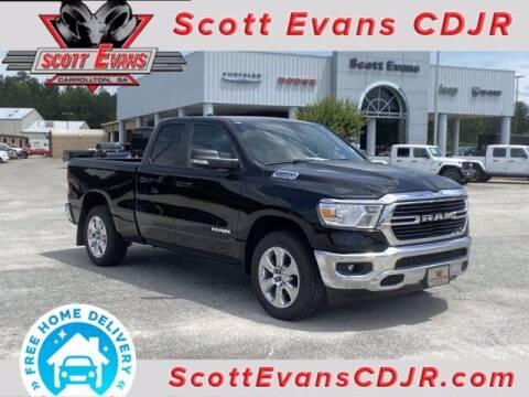 2021 RAM Ram Pickup 1500 for sale at SCOTT EVANS CHRYSLER DODGE in Carrollton GA