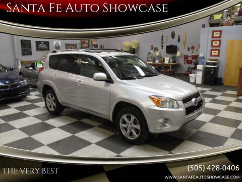 2010 Toyota RAV4 for sale at Santa Fe Auto Showcase in Santa Fe NM