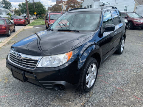 2010 Subaru Forester for sale at Jerusalem Auto Inc in North Merrick NY