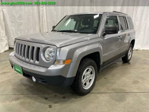 2016 Jeep Patriot for sale at Green Light Auto Sales LLC in Bethany CT