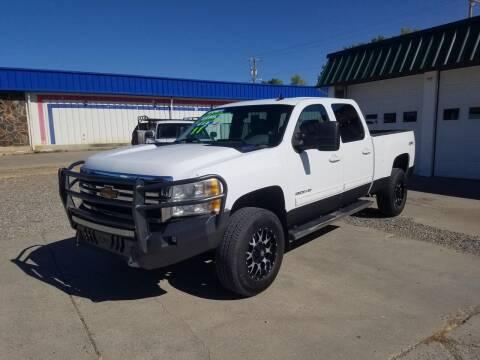 2011 Chevrolet Silverado 2500HD for sale at Bull Mountain Auto, Truck & Trailer Sales in Roundup MT