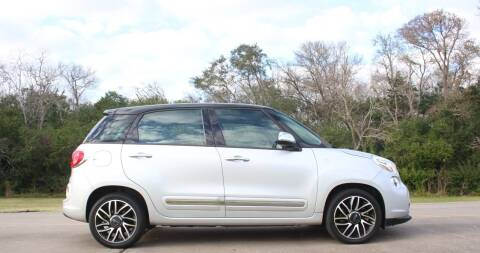 2014 FIAT 500L for sale at Clear Lake Auto World in League City TX
