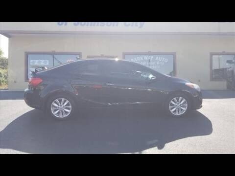 2014 Kia Forte Koup for sale at PARKWAY AUTO SALES OF BRISTOL - PARKWAY AUTO JOHNSON CITY in Johnson City TN