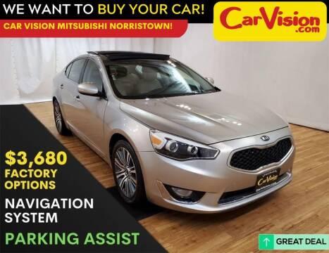 2015 Kia Cadenza for sale at Car Vision Mitsubishi Norristown in Trooper PA