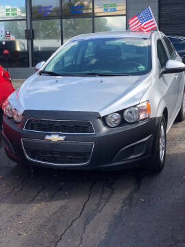 2014 Chevrolet Sonic for sale at TEAM AUTO SALES in Atlanta GA