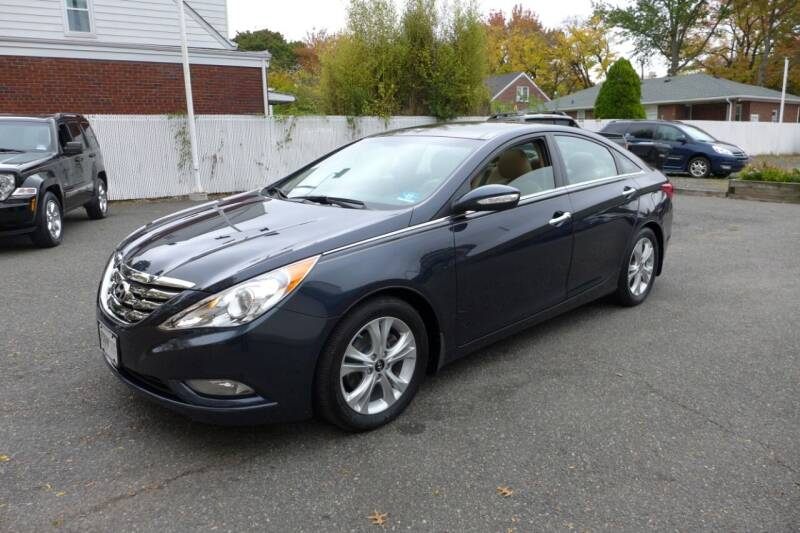 2012 Hyundai Sonata for sale at FBN Auto Sales & Service in Highland Park NJ