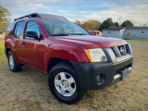 2007 Nissan Xterra for sale at Cutiva Cars in Gastonia NC