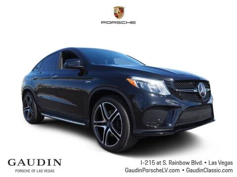 2019 Mercedes-Benz GLE for sale at Gaudin Porsche in Las Vegas NV