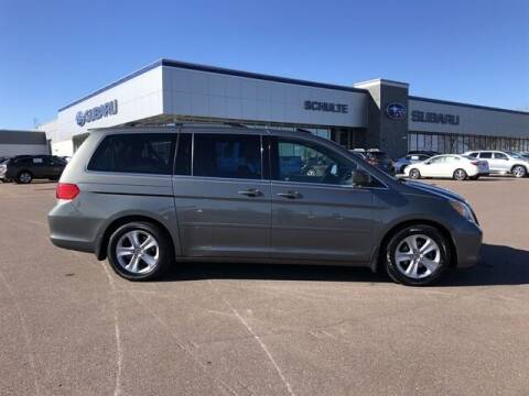 2008 Honda Odyssey for sale at Schulte Subaru in Sioux Falls SD